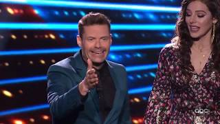 Katy Perry, Luke Bryan And Lionel Richie Reveal Judge Saves - Top 10 Reveal - American Idol 2019