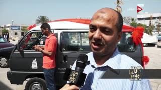 """كل يوم - """"تحيا مصر"""" يسلم منى السيد السيارة التي وعدها بها الرئيس السيسي"""