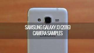 Samsung Galaxy J3 (2016) Camera Samples