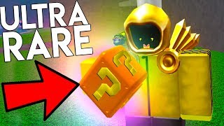 ROBLOX LUCKY BLOCKS *UNBOXING THE RAREST ITEMS*