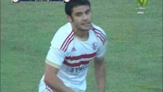 أهداف مباراة الإسماعيلي و الزمالك 1 2 الدور الثاني موسم 2012 2013