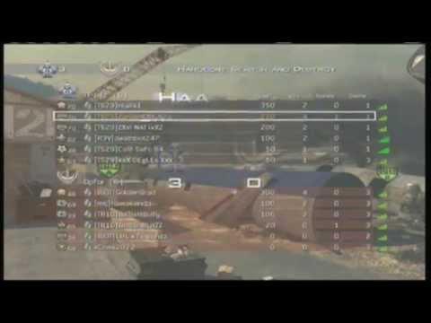 Public Match - Scrapyard - Modern Warfare 2