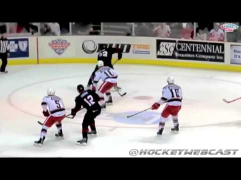 Sonny Milano Sick Spin-O-Rama Goal vs Griffins - AHL Playoffs - May 10, 2016