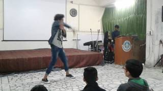 Fuse ODG x Zack Knight x Badshah - BomBae || prform by Rajat machal