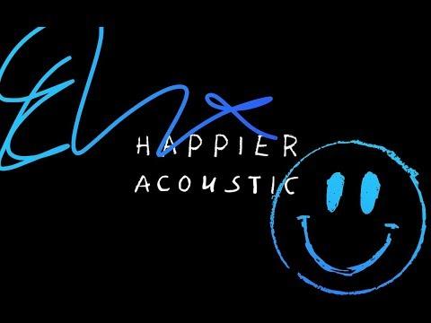 Ed Sheeran - Happier (Acoustic)