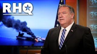 Iran War Drum Beats Are THUNDEROUS