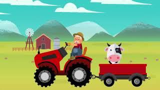 Old MacDonald Had A Farm- Kids Songs baby TV