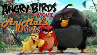 The Angry Birds Movie - AniMat's Reviews