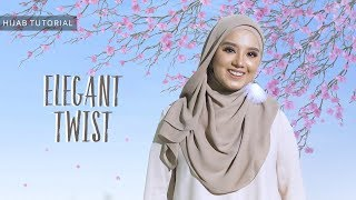 HIJAB TUTORIAL:ELEGANT TWIST