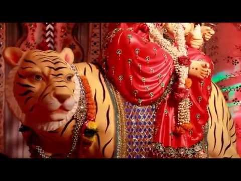 Durge Durgeshwari thane ( Anand Dighe )2015