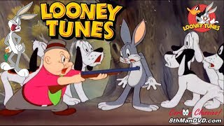 LOONEY TUNES (Looney Toons): The Wabbit Who Came to Supper (Bugs Bunny) (1942) (Remastered HD 1080p)