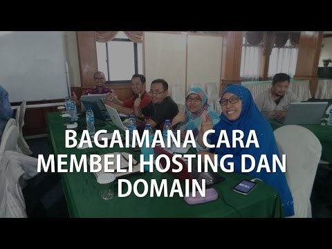 Cara Membeli Hosting dan Domain Terbaru