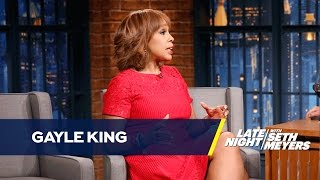 Gayle King on Media