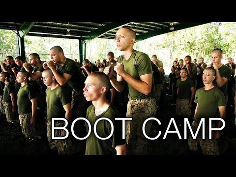 watch U.S. Marines Boot Camp - Parris Island Recruit Training