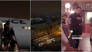 282 راكبا تحدوا برد سيبيريا القارس لثلاثة أيام بسبب عطل في طائرتهم…