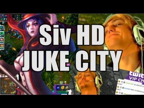 Siv HD - JUKE CITY (欺詐師合輯)