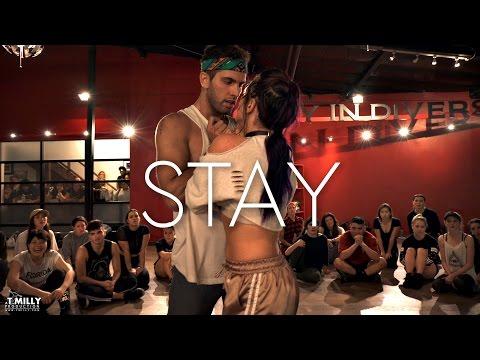 Zedd Alessia Cara Stay Choreography by Jojo Gomez & Jake Kodish Filmed by TimMilgram