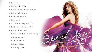 Taylor Swift Speak Now (Full Album 2010]