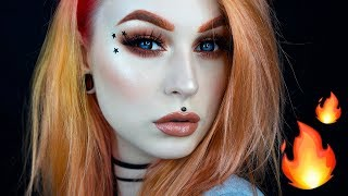 Glowy Copper 🔥 Naked Heat Urban Decay Palette | Evelina Forsell