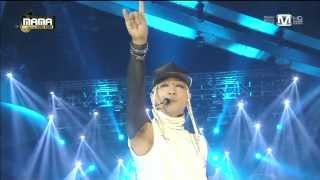 태양(TaeYang) - 링가링가(Ringa Linga) at 2013 MAMA