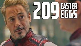 Every Avengers: Endgame Easter Egg