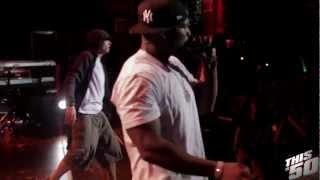 50 Cent x Eminem - Till I Collapse Remix @ SXSW - Austin - 2012 | Live Performance | 50 Cent Music