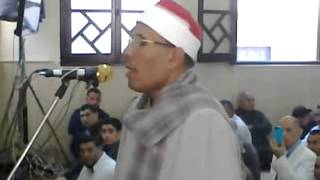 الشيخ عبدالفتاح الطاروطي اذان الجمعه تل سموني فاقوس22 11 2013