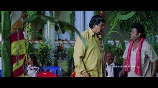 ಕೆಲಸ ಮಾಡ್ತಿಲ್ವ ಹುಲ್ಲು ತಿಂದು ಹಾಲು ಕೊಡೊ ಹಂದಿ ಥರ | Sadhu Kokila Comedy Scene of Kannada Movie Chandu