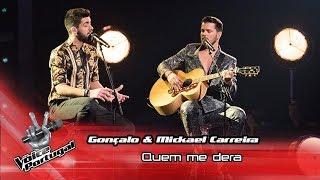 "Mickael Carreira & Gonçalo Lopes - ""Quem me dera"" | Final | The Voice Portugal"
