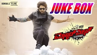 Masterpiece - Juke Box | Rocking Star Yash | V Harikrishna, Hombale Films