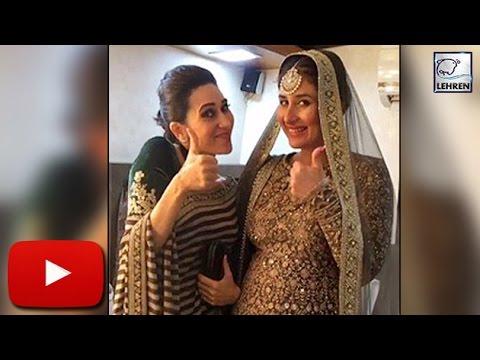 Kareena-Karisma Kapoor Boomerang Video At LFW 2016 | LehrenTV