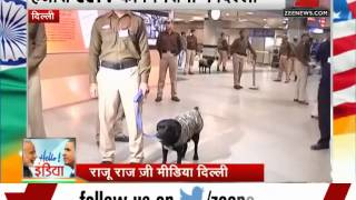 High security in Delhi for President Obama's visit