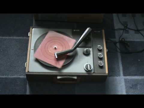 gramofon unitra fonica WG 550