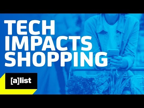 3 Ways Technology Is Changing The Way We Shop