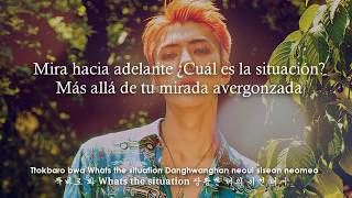 EXO - THE EVE [SUB ESPAÑOL - HAN - ROM]