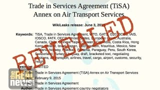 What the TiSA Leaked Documents Reveal About Negotiations