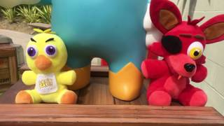 Chica & Foxy goes to Hollywood Drive-in Golf, Invaders from Planet Putt! Part 1