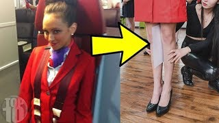 STRANGE Requirements To Work As A Flight Attendant