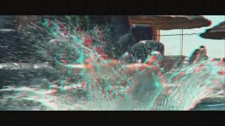 Piranha 3D - Trailer 3D anaglifo