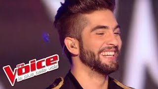 The Voice 2014 - Annonce de la victoire de Kendji Girac