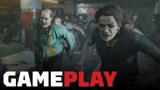 World War Z Gameplay Showcase - Gamescom 2018