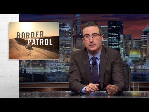 Xxx Mp4 Border Patrol Last Week Tonight With John Oliver HBO 3gp Sex