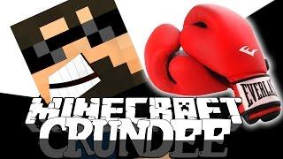Minecraft: CRUNDEE CRAFT | PUNCHING BAG?! [44]