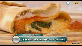 Sfoglia siciliana de la nona de Cala