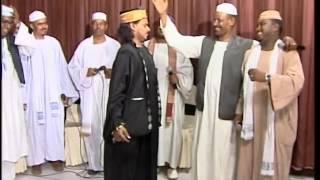 محمد عبد الغفور المجنوني : مدحة الصديق ذو العفافا