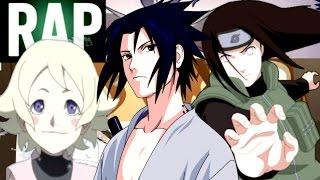 Rap dos Kekkei Genkai (Sasuke,Neji,Chino)|GuuhASC