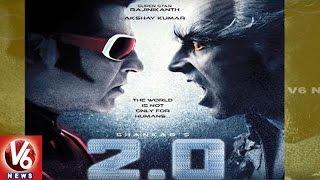 Akshay Kumar Remuneration Is More Than Rajinikanth in Robo '2.0'   Tollywood Gossips   V6 News