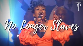 No Longer a Slave to fear -Tolu Odukoya-Ijoguns version