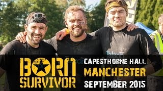Born Survivor - Manchester - Capesthorne Hall