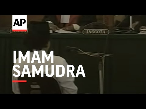 Samudra sentenced to death for Bali bombing, reactions